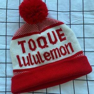 Lululemon toque